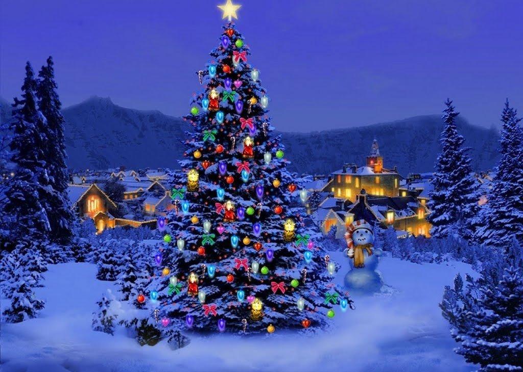 χροστουγεννιατικο δέντρο