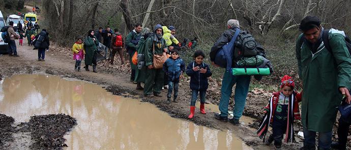 Πρόσφυγες ποταμός