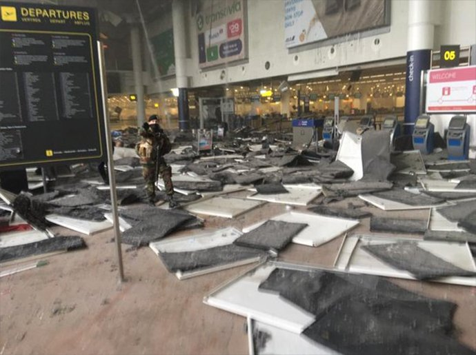 αεροδρομιο βρυξέλλες 2