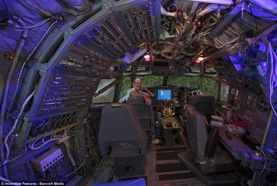 Σπιτι αεροπλάνο 2