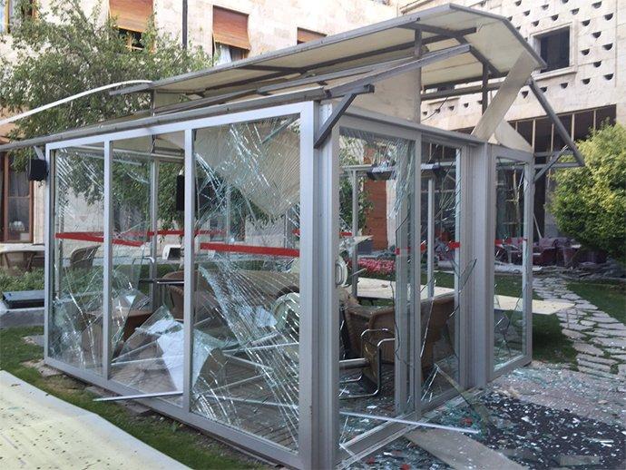 Τουρκία βομβαρδισμός κοινοβούλιο Άγκυρα